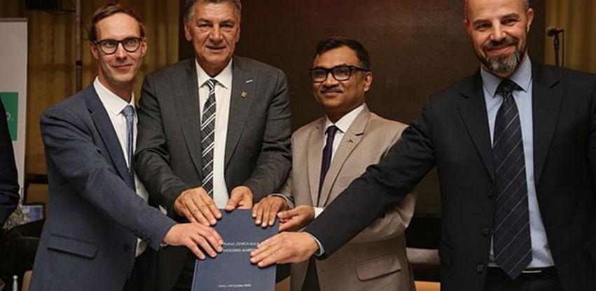 Potpisan ugovor za zeničku Toplanu: Početak radova 2020. godine