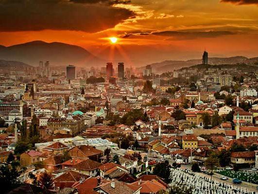 Sarajevo na listi 10 najboljih alternativnih destinacija u Evropi