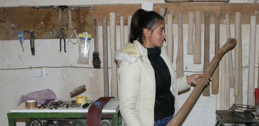 Priča o Dragani Stojinić, jedinoj proizvođačici štila u BiH