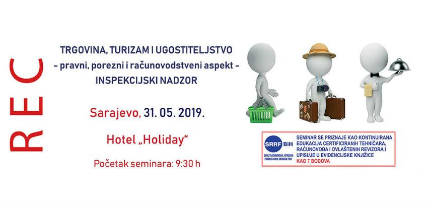 REC seminar: Trgovina, turizam i ugostiteljstvo