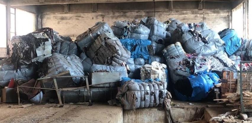 Šleperi po smeće iz Italije dolaze sljedećeg mjeseca