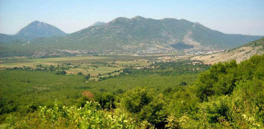 Završetak vještačke akumulacije Ljubinjskog polja za mjesec dana