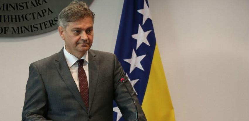 Zvizdić: Evropski put BiH je nezaustavljiv