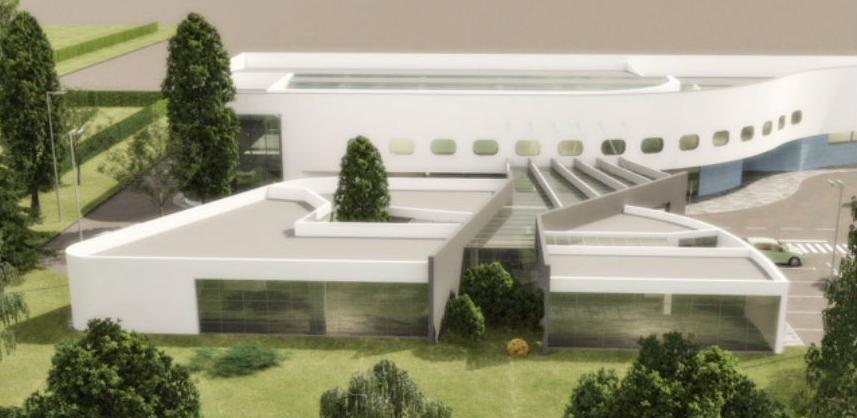 Objavljen tender: Aerodrom Tuzla kreće u izgradnju Atrijuma
