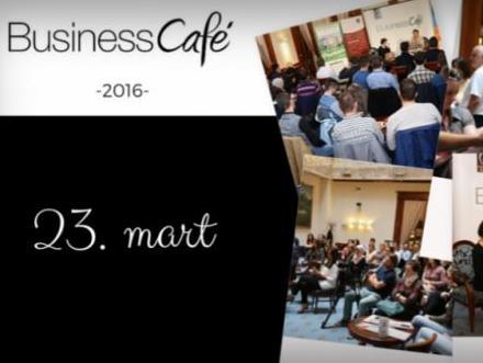 Zainteresiranost za jedanaesti Business cafe premašila očekivanja