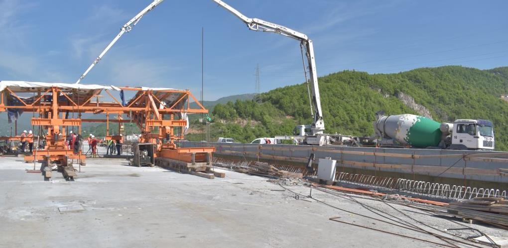 BiH dobila najviši vijaduk: Spojen vijadukt Babina rijeka na Koridoru 5c