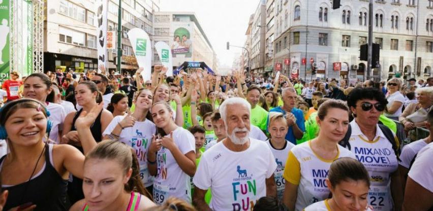 Na Sarajevo Sberbank polumaratonu 2.500 trkača iz 45 zemalja