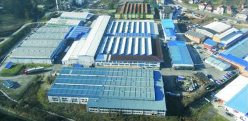 Projektovanje fabrike i novog Lay Out-a za Mann+Hummel BA