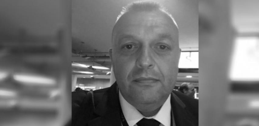 """Preminuo Almer Hašimbegović, direktor kompanije """"Tefal"""""""