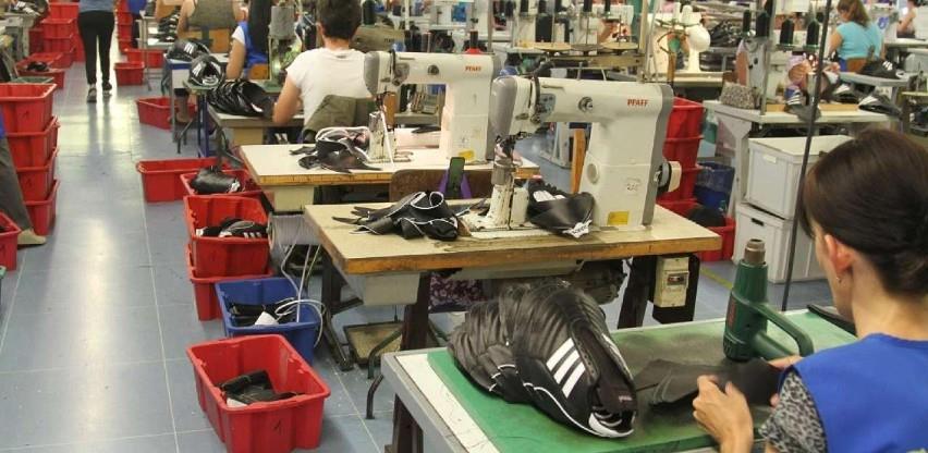 Industrijska proizvodnja u avgustu manja za 2,1 posto