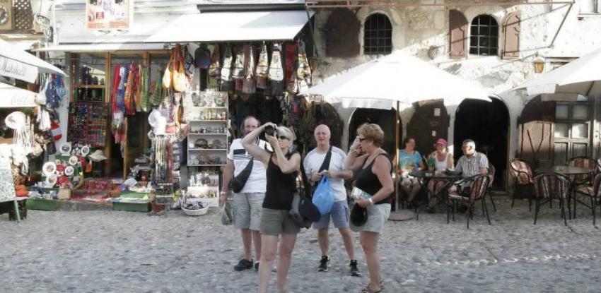 U prvih pet mjeseci blizu pola miliona turista, više od milion noćenja