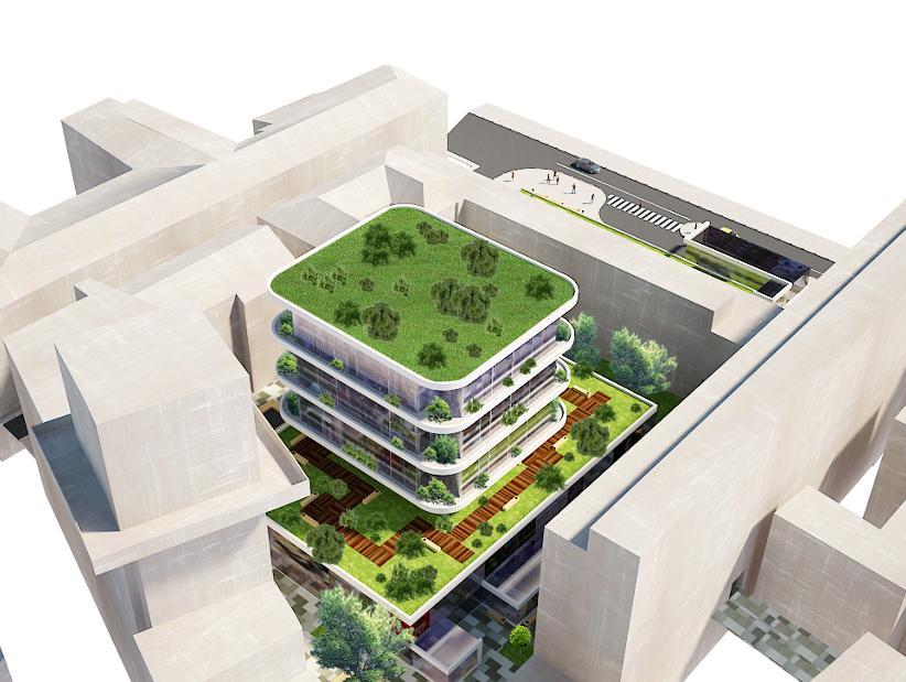 """Iza kulisa: Ko sprječava gradnju poslovno-stambenog objekta """"Sirano""""?"""