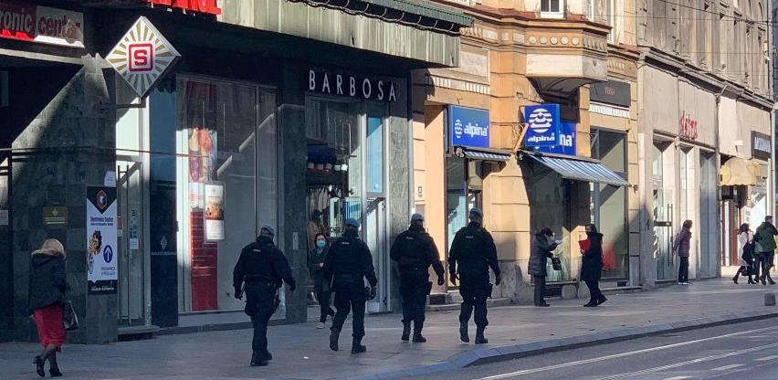 Završeni protesti u Sarajevu, ugostitelji postavili uslove Vladi KS