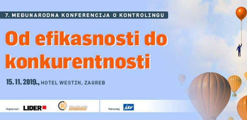 Od efikasnosti do konkurentnosti: 7. Međunarodna konferencija o kontrolingu