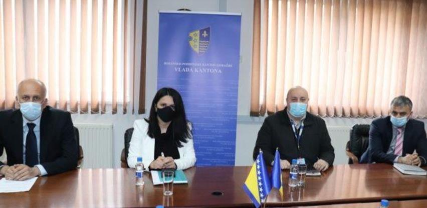 Podrška OSCE-a Vladi Bosansko-podrinjskog kantona na provođenju antikoruptivnih aktivnosti