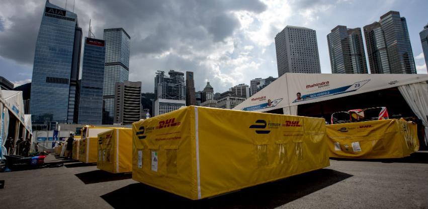 DHL i ABB FIA Formula E Prvenstvo slave dvostruku obljetnicu