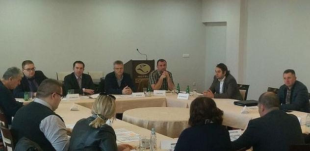 Poslodavci ZDK-a žele ostvariti saradnju s fimama iz EU