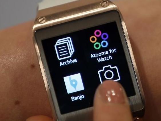 Samsung predstavio pametni sat Galaxy Gear