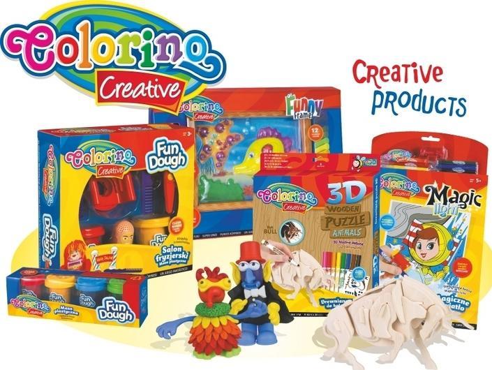 Exclusive: Colorino i Colorino creative za male kreativce