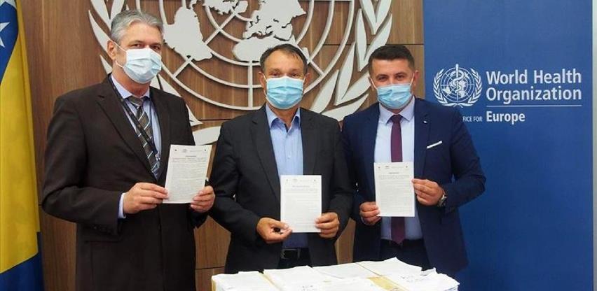 Ministarstvo donijelo preporuke za građane koji ulaze u BiH