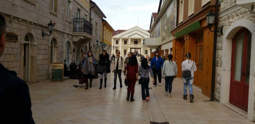 Veći broj dolazaka i noćenja stranih turista u RS-u