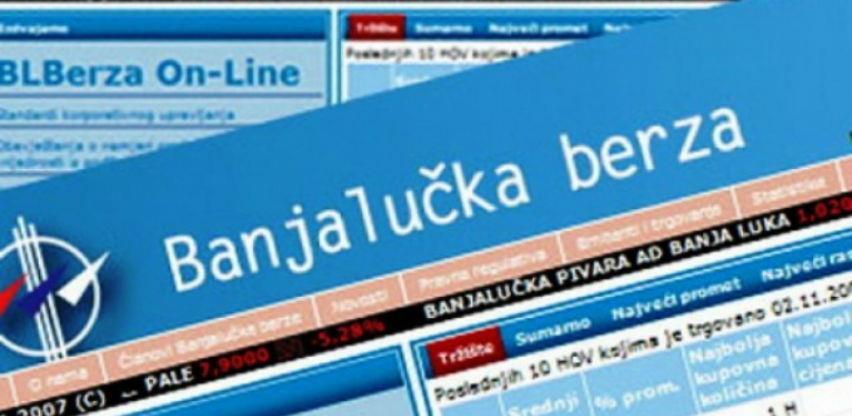 Na Banjalučkoj berzi 18.03.2020. ostvaren promet od 91.592 KM