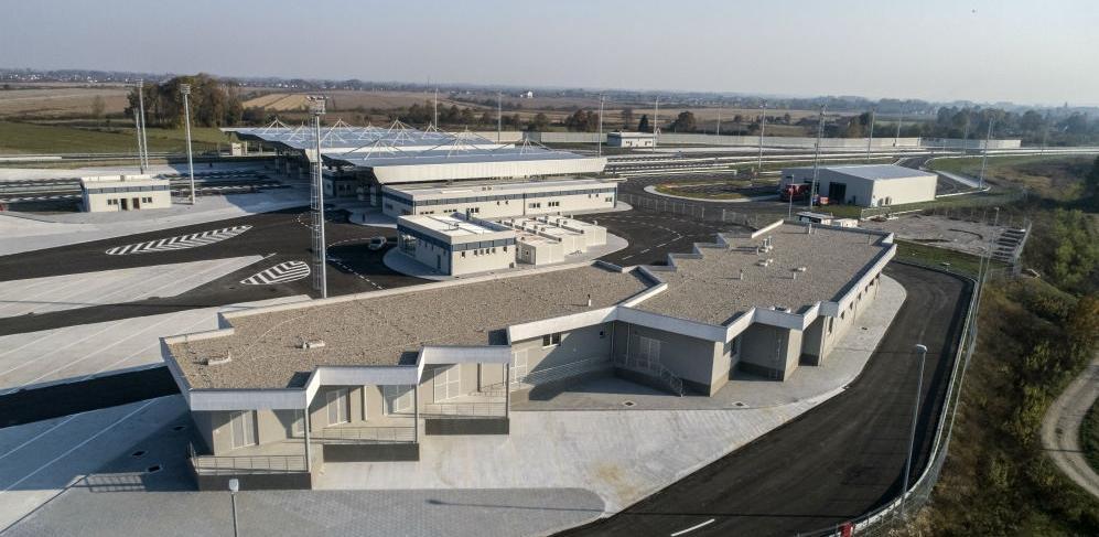 Carinski terminal u Gradišci čeka upotrebnu dozvolu
