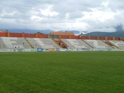 Nastavljaju se radovi na stadionu u Vrapčićima