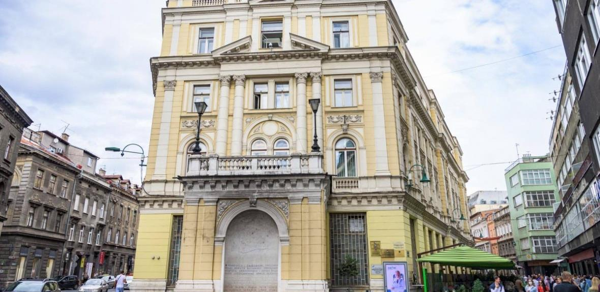 Gradska uprava Grada Sarajeva mora preseliti u zgradu Vječne vatre do 28. februara