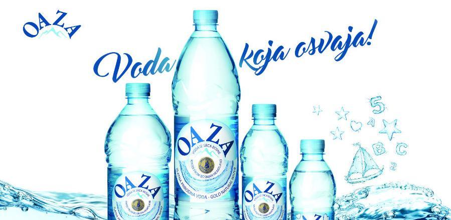 Tradicionalnom podjelom vode OAZA obilježava Svjetski dan voda
