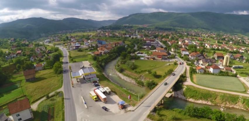 Nastavak izgradnje glavnog fekalnog kolektora u naselјu Vojkovići - Krupac