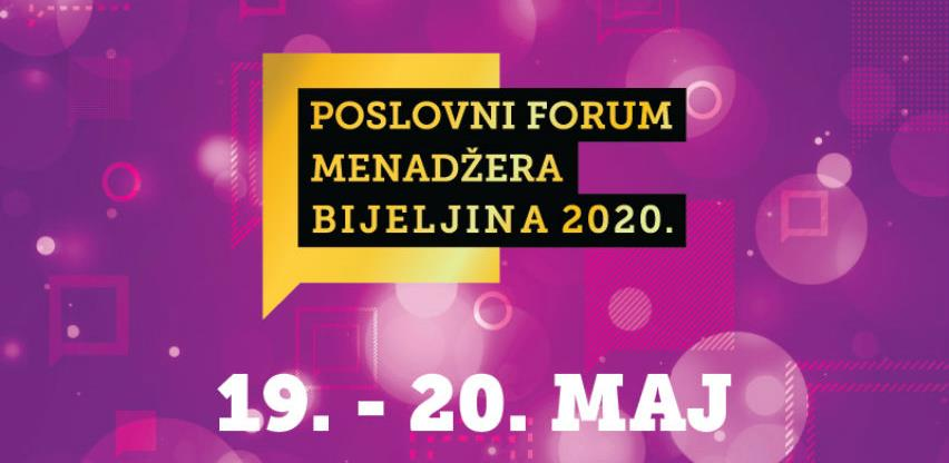 VI Poslovni forum menadžera u Bijeljini pomjeren za maj