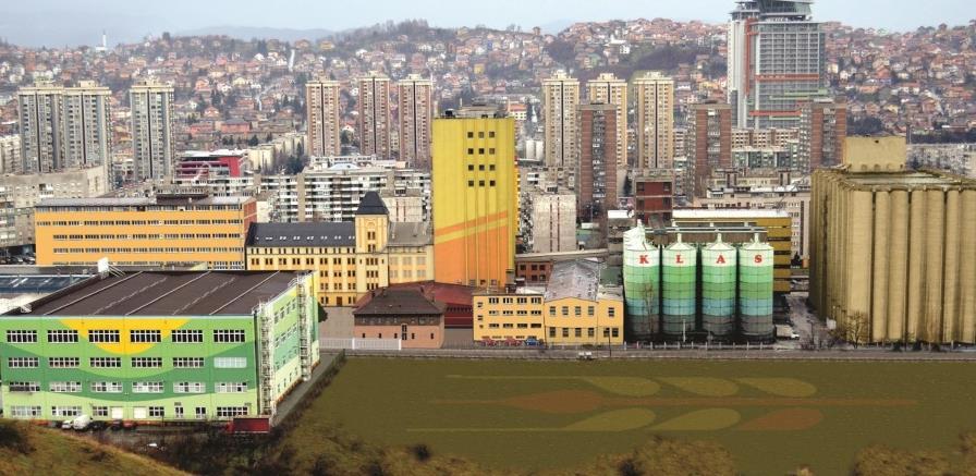 Klas dnevno proizvode oko 400.000 kg brašna koje šalje trgovinama u BiH
