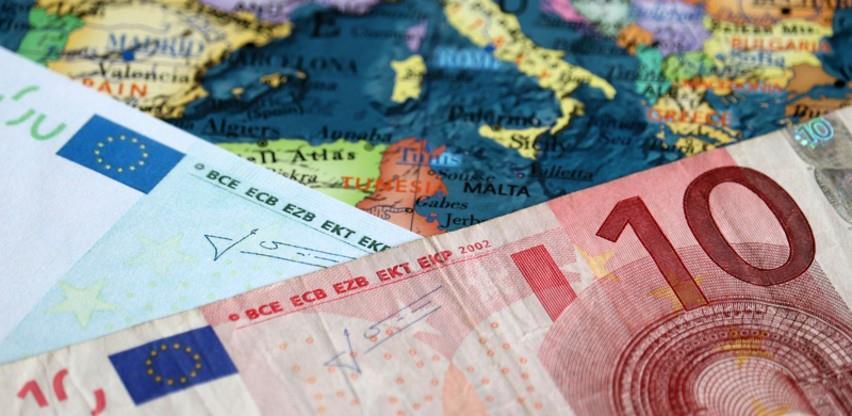 Ekonomija eurozone pala u listopadu, drugi koronaval pogodio sektor usluga