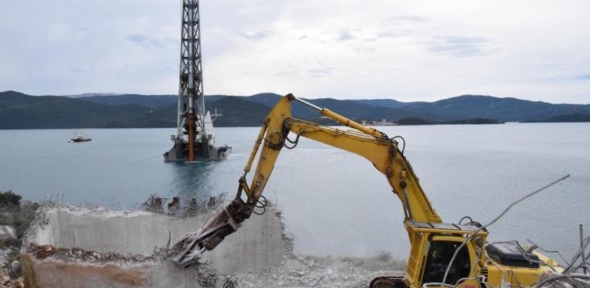 Pelješki most: Hrvatska će do listopada biti spojena