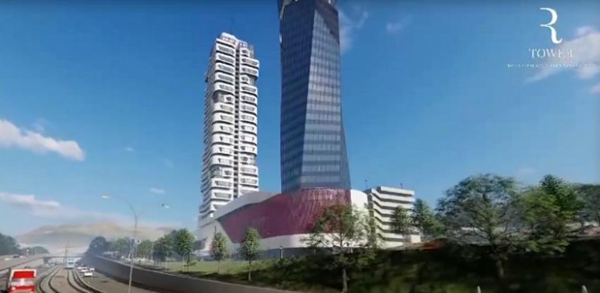 Iako se špekuliralo drugačije: Za početak gradnje R Tower-a potrebno je ispuniti još uvjeta
