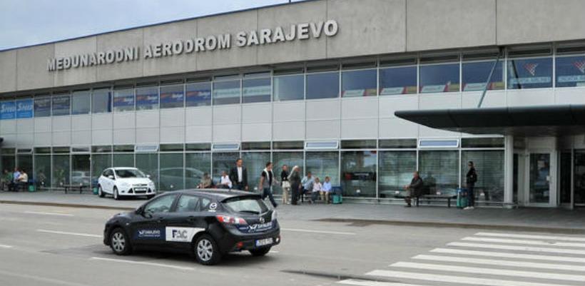 Aerodrom Sarajevo ruši objekat Terminal A i poslovnu zgradu