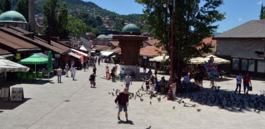 Telegraph-Zašto lijepo i živopisno Sarajevo treba biti vaša sljedeća destinacija