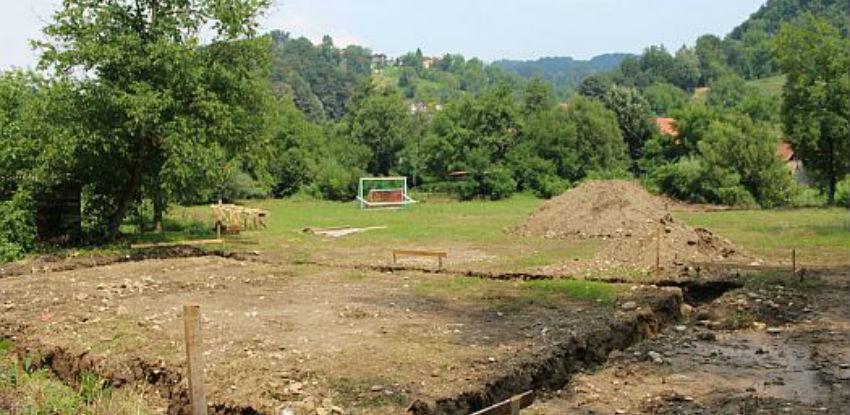 U Sapni započeta izgradnja kulturno-sportskog i rekreacionog centra