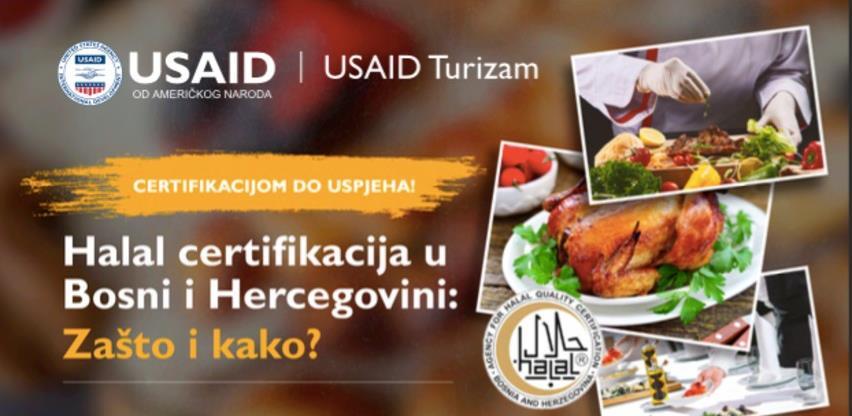 Sarajevo Halal Fair predstavljen na USAID-ovom webinaru