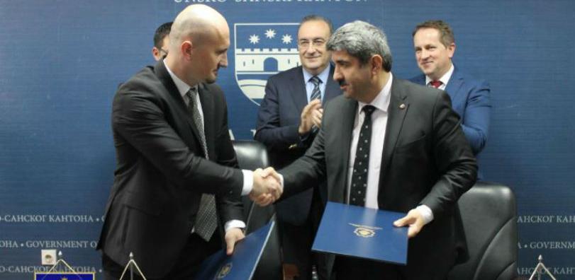 PK USK i turska PK Kodžaeli potpisali memorandum o saradnji