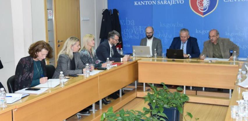 Kanton Sarajevo zakonom uređuje rad Ekonomsko-socijalnog vijeća