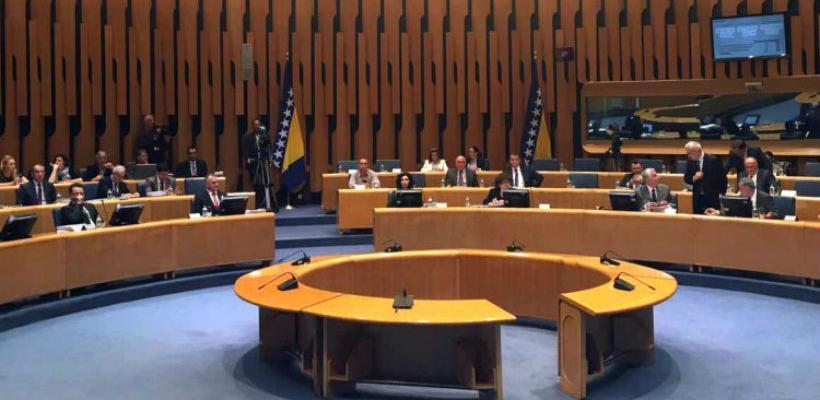 Dom naroda o izmjeni Zakona o međunarodnom drumskom prijevozu