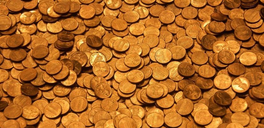 Oštar pad vrijednosti srebra i zlata