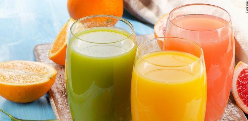 Vrhunski kvalitet voćnih sokova Prijedorčanke