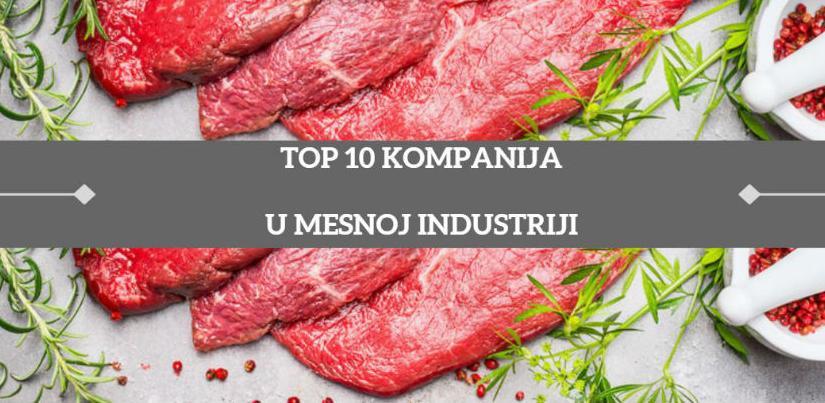 Ovo su lideri mesne industrije u BiH