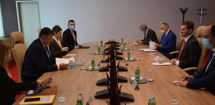 Tegeltija-Čakaj: Postoji značajan potencijal za jačanje ekonomske saradnje
