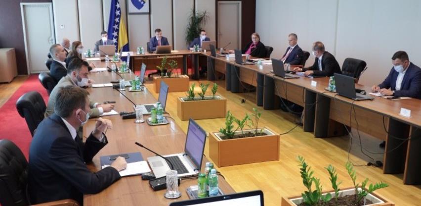 Vijeće ministara BiH postiglo dogovor o raspodjeli sredstava MMF-a