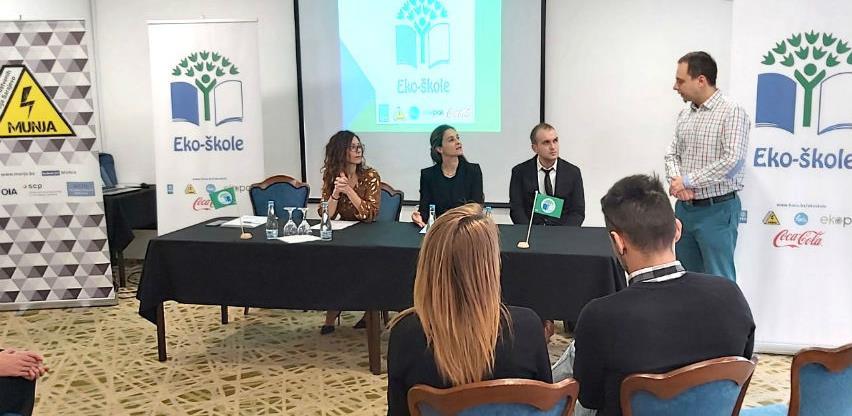 """Počeo najveći globalni program za obrazovanje o okolišu """"Eko-škole"""" u BiH"""