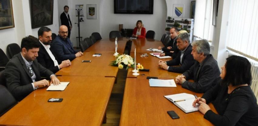 Kanton i općine snažnije kreću u realizaciju projekta Prve transverzale
